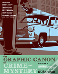 The Graphic Canon Of Crime And Mystery Vol 2