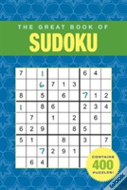 Wook.pt - The Great Book Of Sudoku