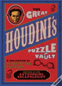 Wook.pt - The Great Houdini'S Puzzle Vault