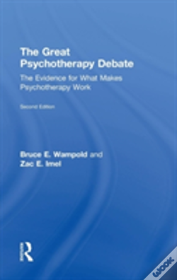 Wook.pt - The Great Psychotherapy Debate
