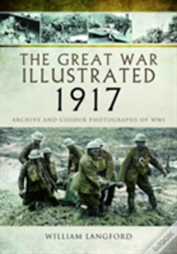 Wook.pt - The Great War Illustrated 1917