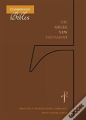 The Greek New Testament, Brown Cowhide Th518:Nt
