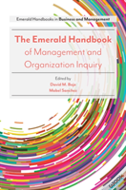 Wook.pt - The Handbook Of Management And Organization Inquiry