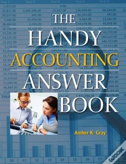 Wook.pt - The Handy Accounting Answer Book