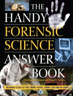 Wook.pt - The Handy Forensic Science Answer Book