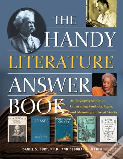 Wook.pt - The Handy Literature Answer Book