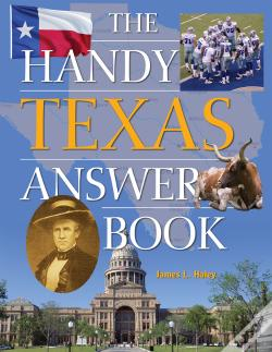 Wook.pt - The Handy Texas Answer Book