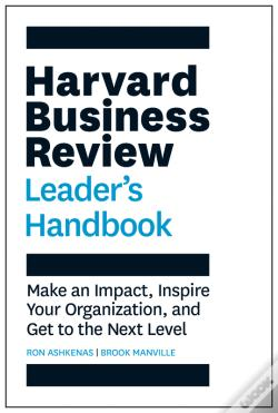 Wook.pt - The Harvard Business Review Leader'S Handbook