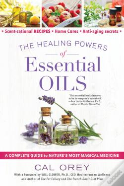 Wook.pt - The Healing Powers Of Essential Oils