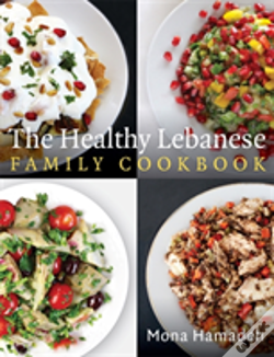 Wook.pt - The Healthy Lebanese Family Cookbook