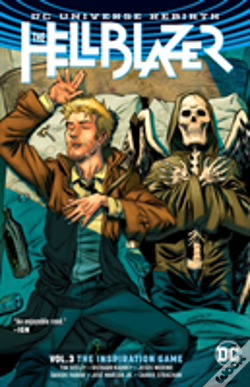 Wook.pt - The Hellblazer Vol. 3 (Rebirth)