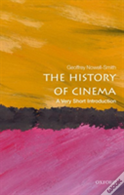 Wook.pt - The History Of Cinema: A Very Short Introduction