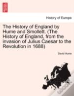 The History Of England By Hume And Smoll