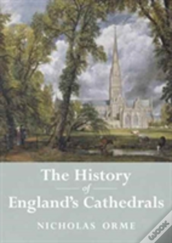 Wook.pt - The History Of England'S Cathedrals