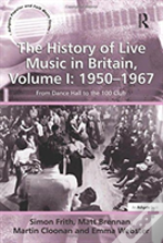 The History Of Live Music In Britai