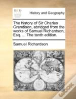 The History Of Sir Charles Grandison, Ab