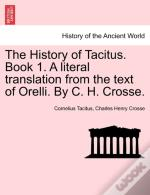 The History Of Tacitus. Book 1. A Litera