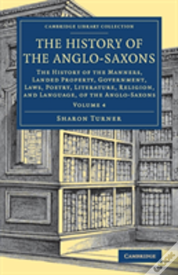 Wook.pt - The History Of The Anglo Saxons V4