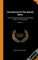 The History Of The British Navy
