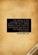 The History Of The Drainage Of The Great