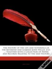 The History Of The Life And Sufferings O