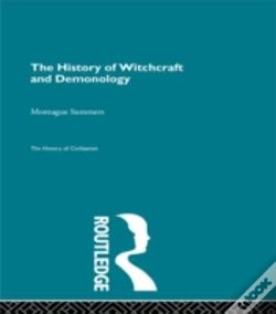 Wook.pt - The History Of Witchcraft And Demonology