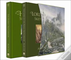 Wook.pt - The Hobbit & The Lord Of The Rings Sketchbooks