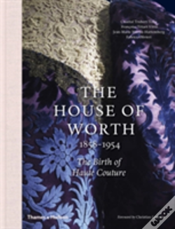 Wook.pt - The House Of Worth, 1858-1954