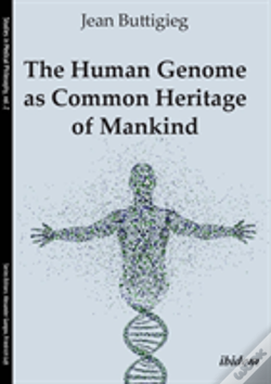 Wook.pt - The Human Genome As Common Heritage Of Mankind