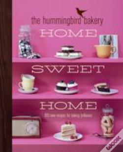Wook.pt - The Hummingbird Bakery Home Sweet Home
