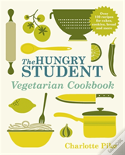 Wook.pt - The Hungry Student Vegetarian Cookbook