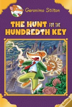 Wook.pt - The Hunt For The 100th Key (Geronimo Stilton Special Edition)