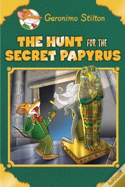 Wook.pt - The Hunt For The Secret Papyrus (Geronimo Stilton: Special Edition)