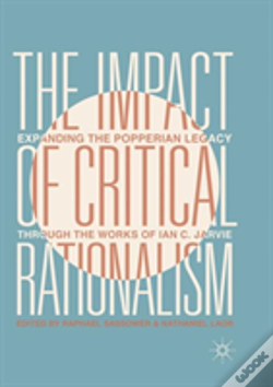 Wook.pt - The Impact Of Critical Rationalism