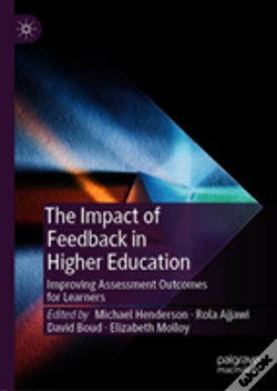 Wook.pt - The Impact Of Feedback In Higher Education