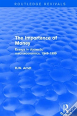 Wook.pt - The Importance Of Money Essays In