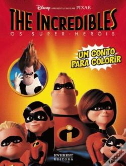 Wook.pt - The Incredibles, os Super-Heróis
