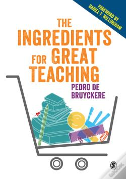 Wook.pt - The Ingredients For Great Teaching