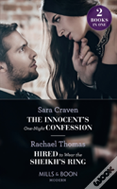 The Innocent'S One-Night Confession