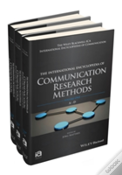 Wook.pt - The International Encyclopedia Of Communication Research Methods