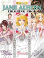 The Jane Austen Coloring Book