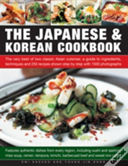 Wook.pt - The Japanese & Korean Cookbook