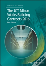 The Jct Minor Works Building Contracts