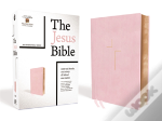 The Jesus Bible, Niv Edition, Imitation Leather, Pink