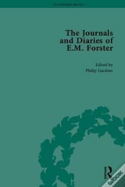 Wook.pt - The Journals and Diaries of E. M. Forster