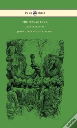 Wook.pt - The Jungle Book - With Illustrations By John Lockwood Kipling & Others
