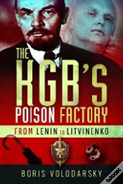 Wook.pt - The Kgb'S Poison Factory