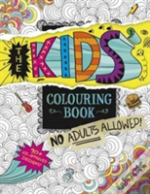 The Kids' Colouring Book