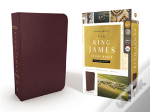The King James Study Bible, Bonded Leather, Burgundy, Full-Color Edition