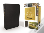 The King James Study Bible, Genuine Leather, Black, Full-Color Edition